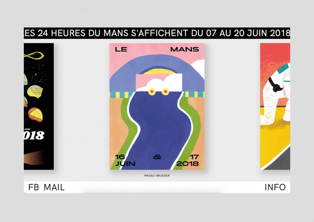http://www.magalibrueder.fr - 24h du Mans