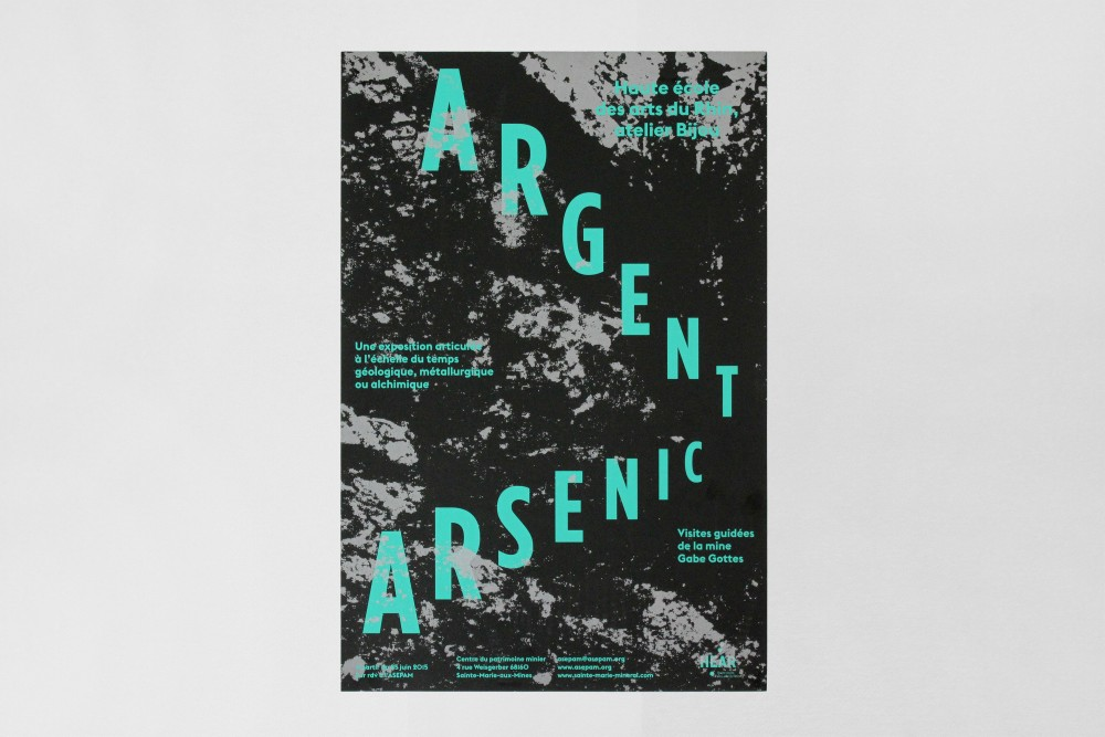 http://www.magalibrueder.fr - Argent Arsenic