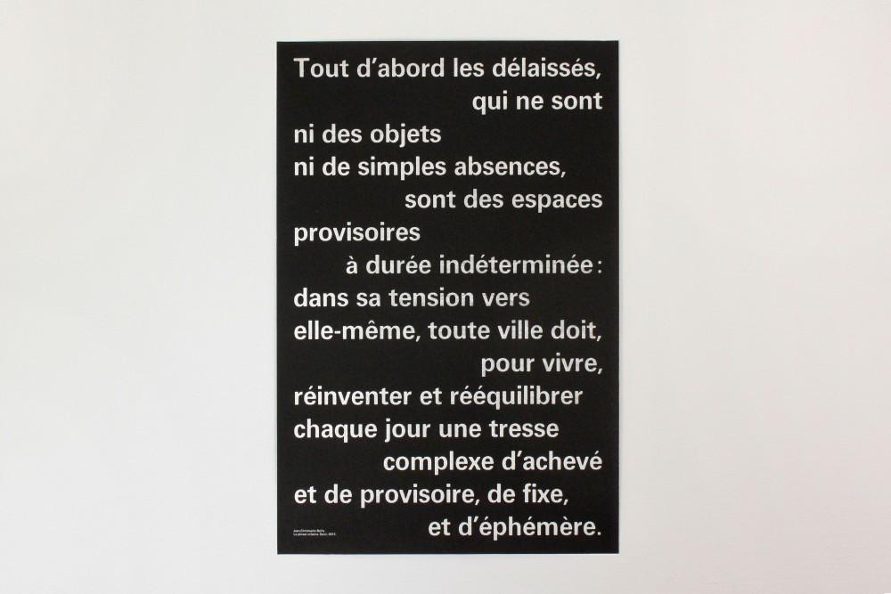 http://magalibrueder.fr - Les délaissés