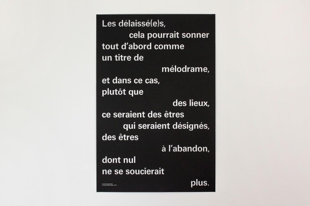 https://www.magalibrueder.fr - Les délaissés