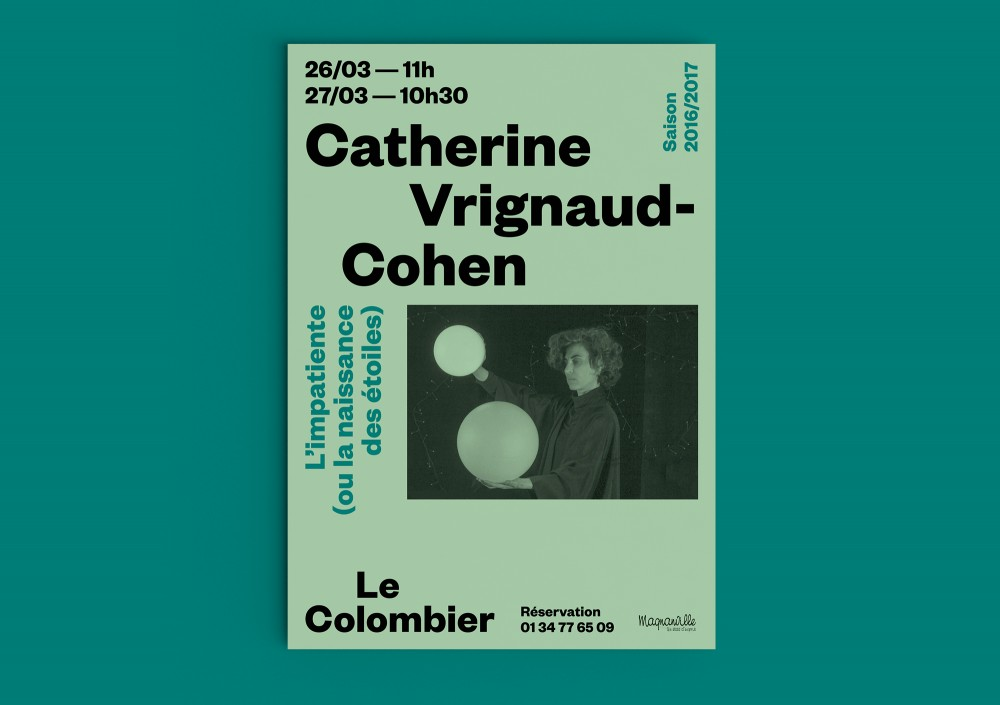 https://www.magalibrueder.fr - Spectacles au Colombier
